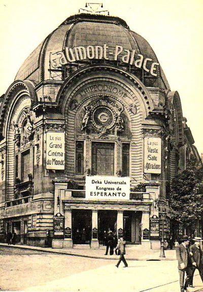 Gaumont Palace 1914