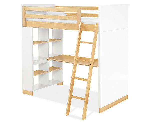 Room And Board Moda Bunk Bed