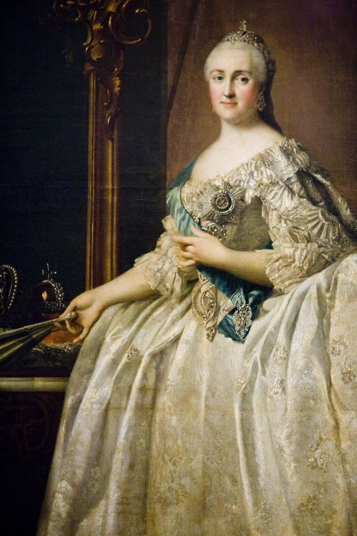 Tsarina Catherine the Great of Russia