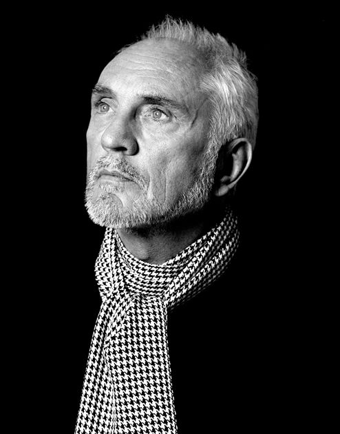 Terence Stamp | Andy Gotts MBE