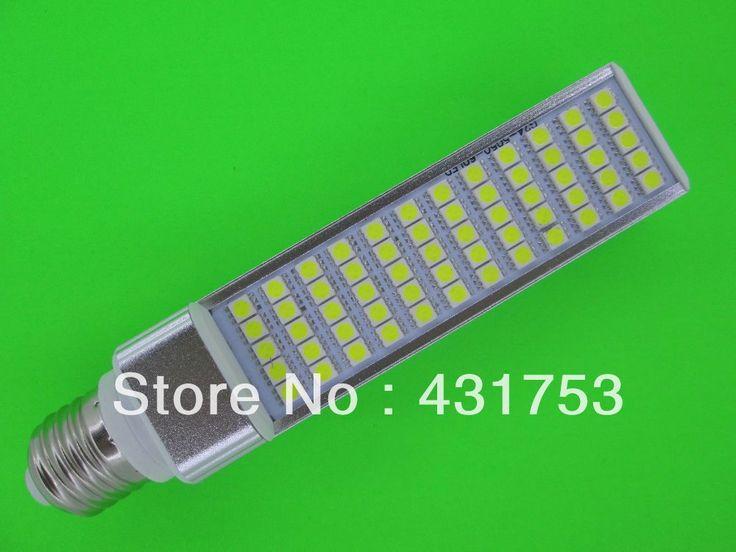 E27 G24 СВЕТОДИОДНЫЕ Лампы 12 Вт 5050 SMD 60 LED Кукуруза Свет Лампы Холодный Белый/Теплый Белый AC 85 В-265 В Боковое освещение (высокая Яркость)