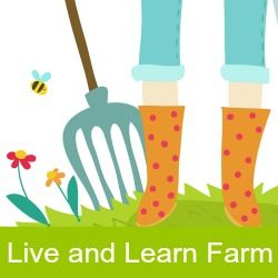 Montessori and Educational Products created by Live and Learn Farm.