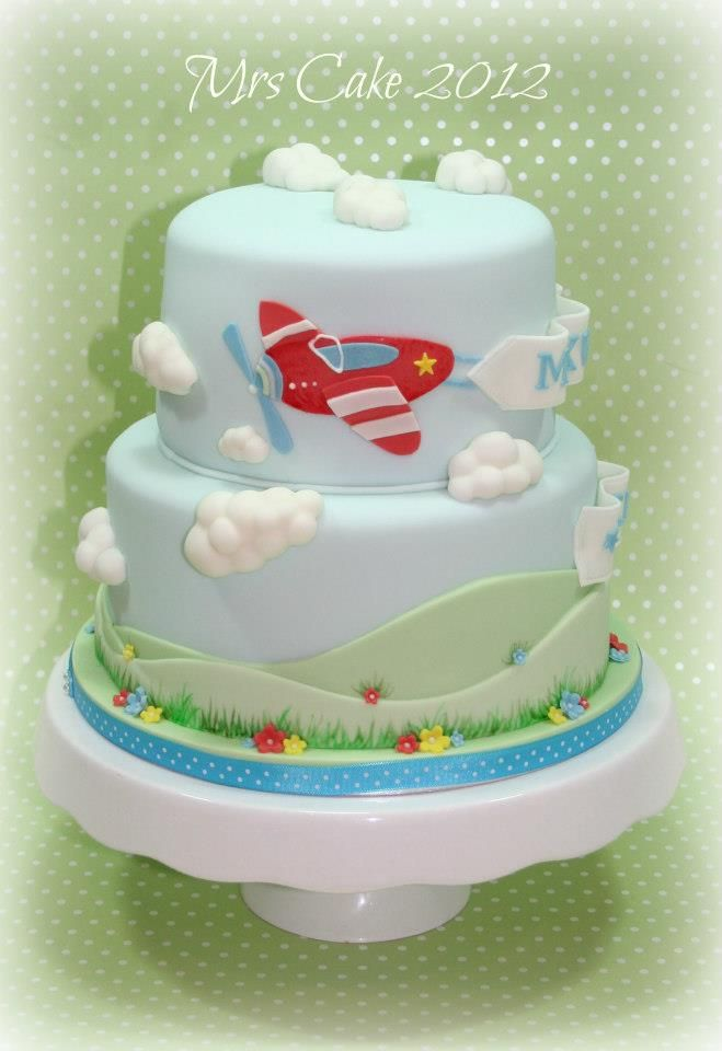 25 Best Ideas About Airplane Birthday Cakes On Pinterest