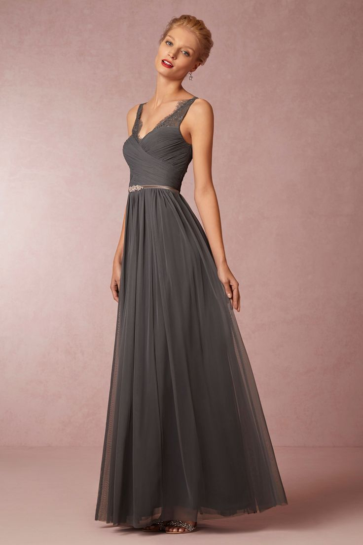 84 best bridesmaid dresses images on pinterest bridal gowns bhldns hitherto fleur dress in pewter ombrellifo Choice Image