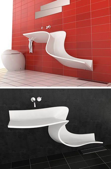 Best design of lavabos