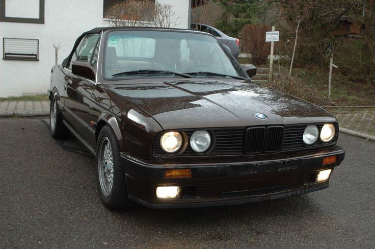 1991 BMW E 30 Cabrio