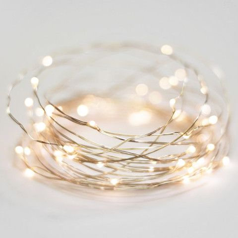 Copper Wire LED Seed Lights