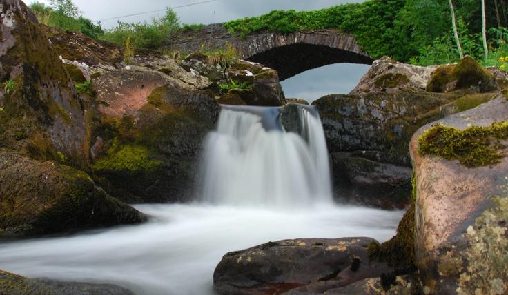 Sheen Falls. Kenmare, Kerry, Ireland.... breath taking
