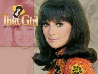 That Girl: That Girls, 60S Hairstyles, 1950S Hairstyles, Girls Generation, Hair Flip, Fashion Blog, Marlo Thomas, Hair Style, 1960S Hair