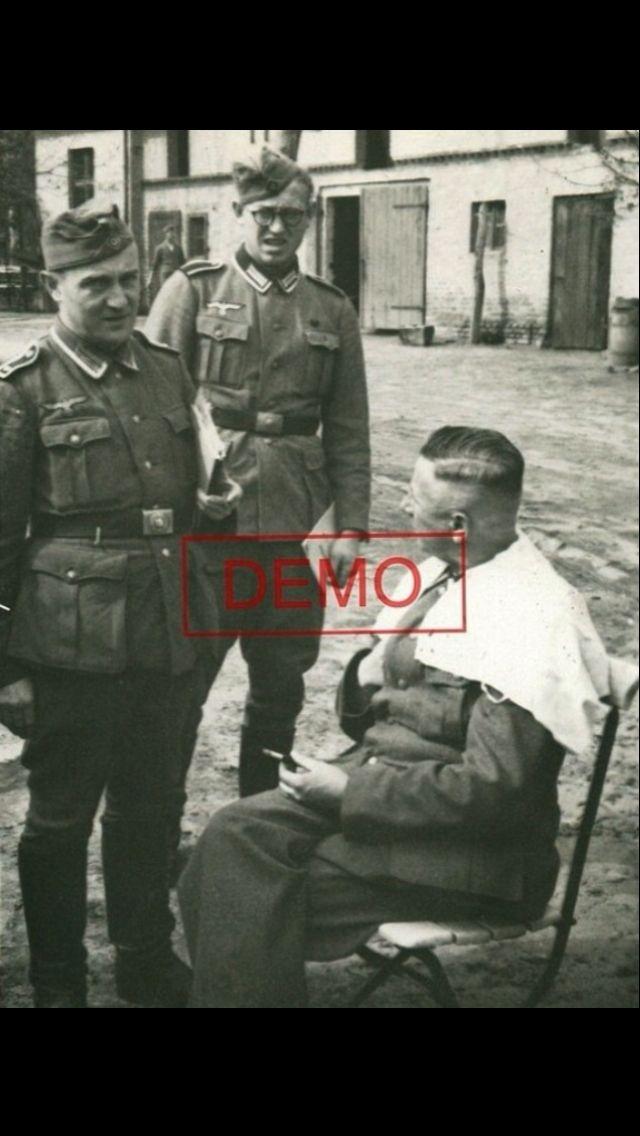 german officer haircut - photo #11