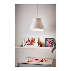 IKEA - SNÖIG, Hanglamp, , Getest en beveiligd tegen nieuwsgierige kindervingertjes.Goede algemene verlichting.