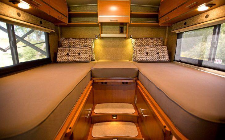 20 Best Mercedes Sprinter Camper Van Interior For Inspiration