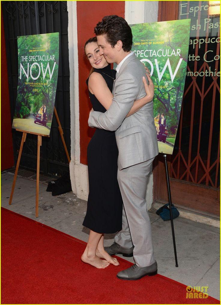 Shailene Woodley & Miles Teller: 'Spectacular Now' L.A. Screening! | shailene woodley miles teller spectacular now la screening 05 - Photo