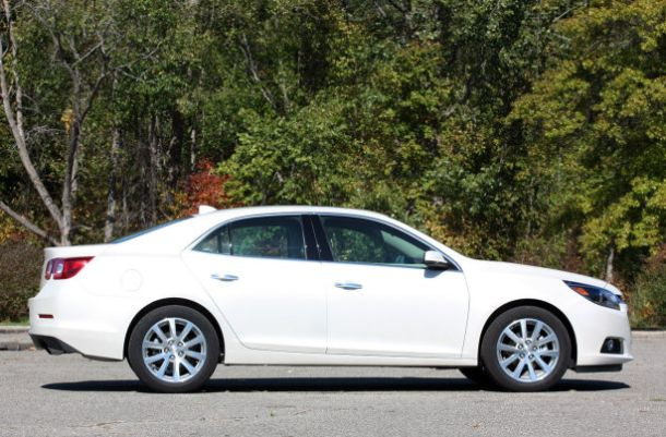 2015 Chevy Malibu - redesign and innovations......