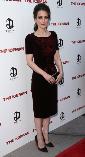 Winona Ryder Admits '90s 'It' Girl Status 'Took Its Toll' | Movie Talk - Yahoo! Movies