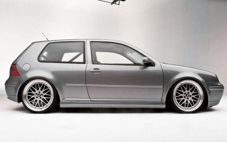 2003 Volkswagen Gti Side View 3