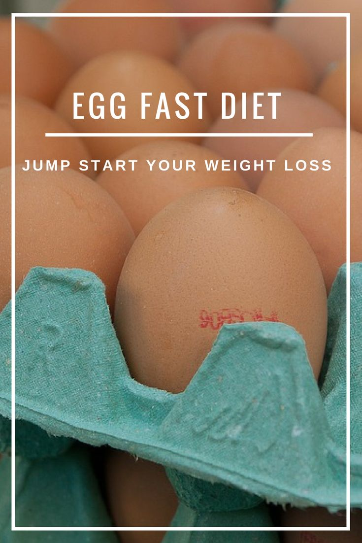 Jump Start Weight Loss – Keto Diet Egg Fast - Break through that stubborn plateau and take off those last few lbs, or put your weight loss into overdrive!