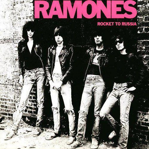 Ramones Rocket To Russia - vinyl LP – Knick Knack Records