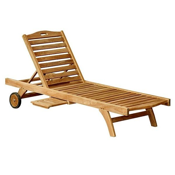 Sonnenliege teak  19 best Teak Outdoor Furniture images on Pinterest | Teak outdoor ...