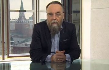 "Aleksandr Gelyevich Dugin (born 1962) is a Russian political scientist known for his fascist views and who calls to hasten the ""end of times"" with all out war. He has close ties with the Kremlin and the Russian military, having served as an advisor to State Duma speaker and key member of the ruling United Russia party Sergei Naryshkin. Dugin was the leading organizer of the National Bolshevik Party, National Bolshevik Front, and Eurasia Party. He is the author of more than 30 books, ..."