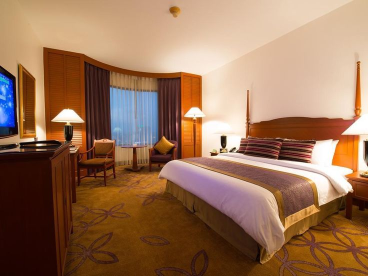 Century Park Hotel Bangkok, Thailand