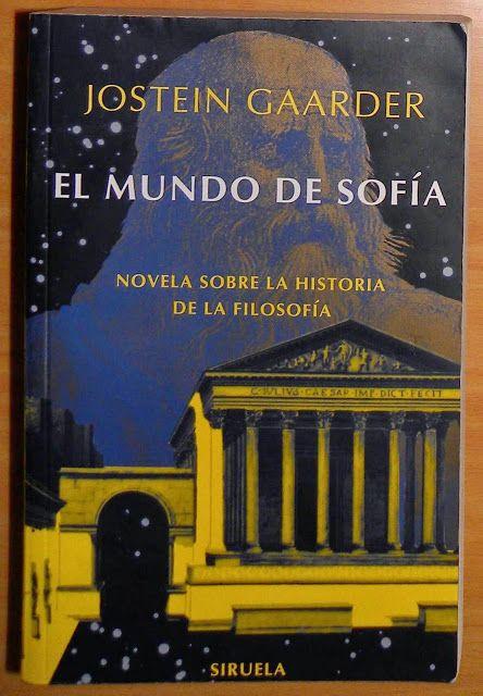 Libros y Revistas mx: El Mundo de Sofía - Jostein Gaarder PDF