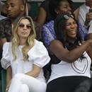 PARIS (AP) — Serena Williams was back on the Grand Slam scene Wednesday, only she was snacking on a piece of fruit while sitting in a shaded part of the stands at the French Open, watching her olde…PARIS (AP) — Serena Williams was back on the Grand Slam scene Wednesday, only she was snacking on a piece of fruit while sitting in a shaded part of the stands at the French Open, watching her older sister win in straight sets instead of playing a match herself. About six months pregnant, and off…