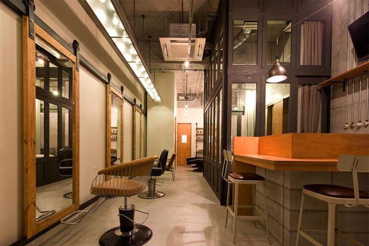 Ki se tsu hair salon by iks design Nagoya Japan Ki se tsu hair salon & esthetic salon by iks design, Nagoya   Japan