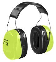 i-Viz Earmuffs 3M Peltor, NRR 30. Details at http://youzones.com/i-viz-earmuffs-3m-peltor-nrr-30/