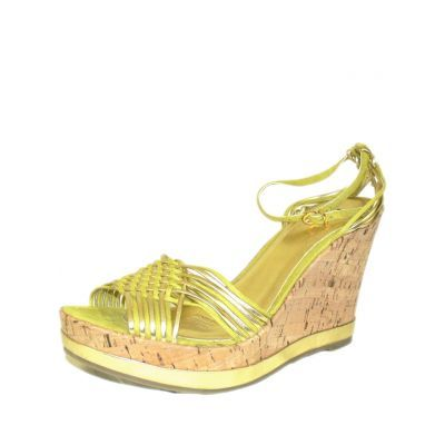 Accessories :: Shoes :: RMK Damara strappy wedges - $39