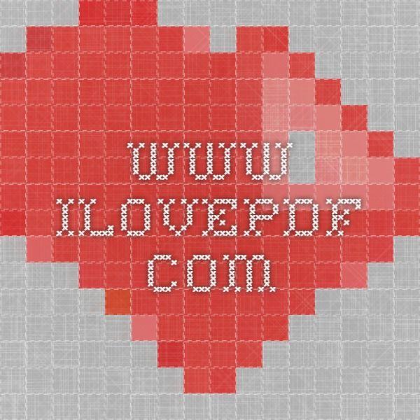 www.ilovepdf.com Unir pdf, Cortar o dividir pdf, disminuir tamaño pdf...