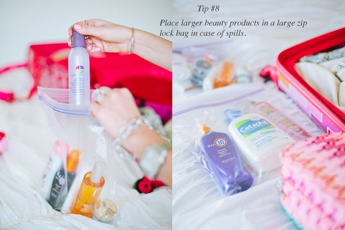 packing tips with tumi…