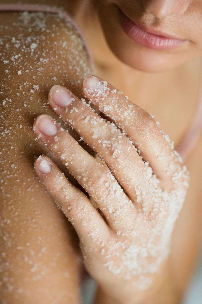 Here's How to DIY the Best Body Scrub for Your Skin | Best body scrub, Body scrub recipe, Body scrub