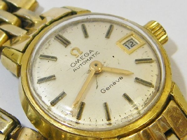 Omega Seamaster Automatic ladies watch - working