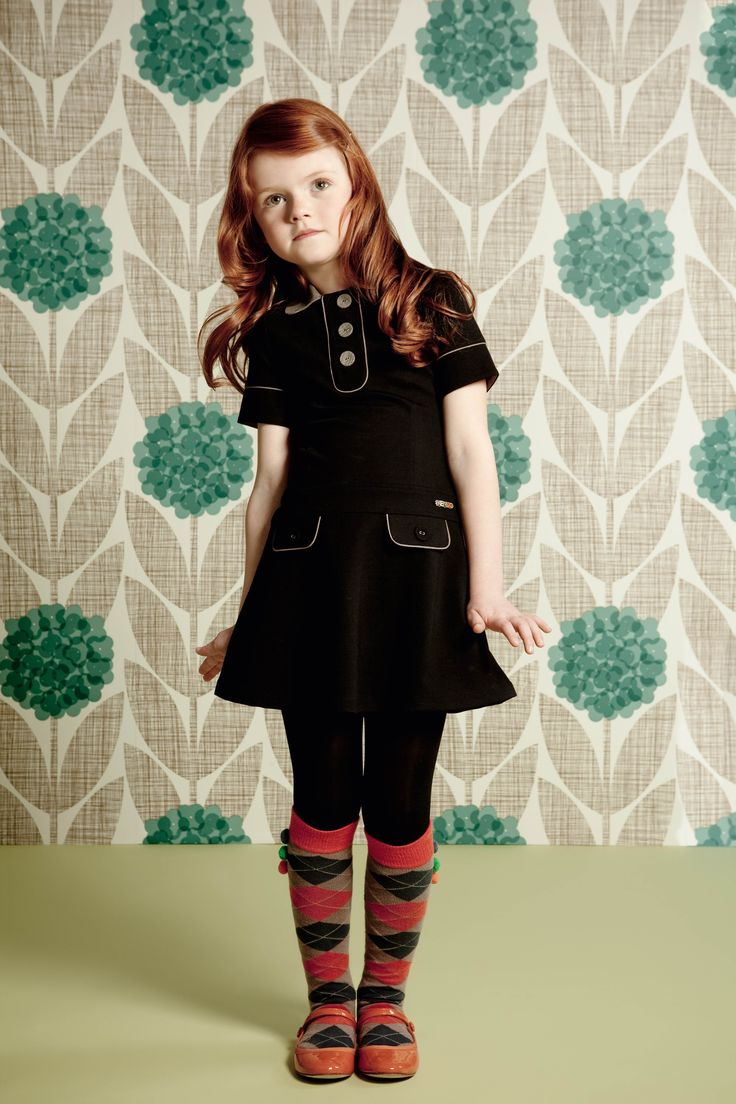 i'm pretty sure my kid will end up looking like this // @Meaux Henry madi???: Parties Dresses, Winter Collection, Children Clothing, Child Fashion, Black Kids Fashion, Kids Clothing, Ginger Kids, Children Outfit, Kenzo Kids