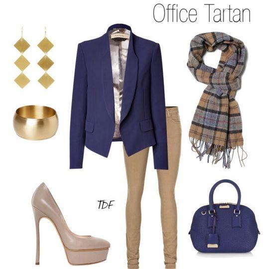 Office Tartan