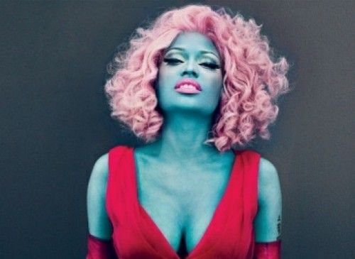 Nicki Minaj Shows Her 'TRUE COLORS'