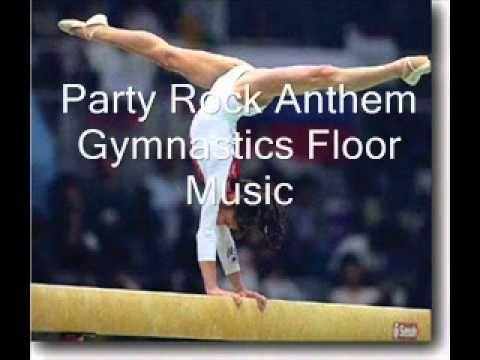 Party Rock Anthem: Gymnastics Floor Music - YouTube