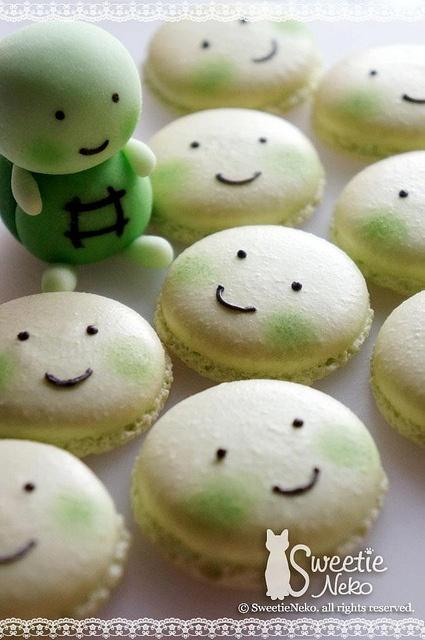 Ah Fai Macaron ♥ Dessert