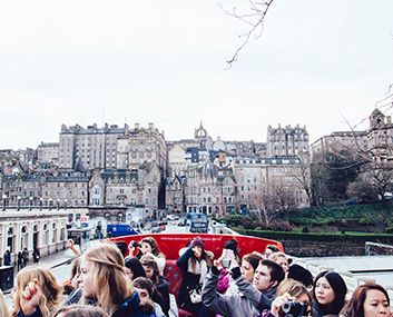 EF Discovery Tours - Edinburgh