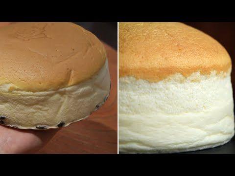 Restaurant vs. Homemade: Jiggly Cheesecake - YouTube