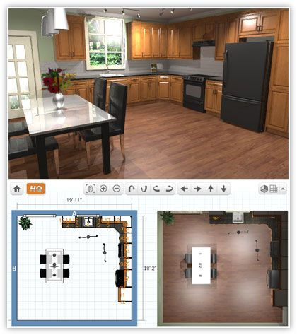 Virtual Planning Tool - A neat tool to try, looking into remodeling ...