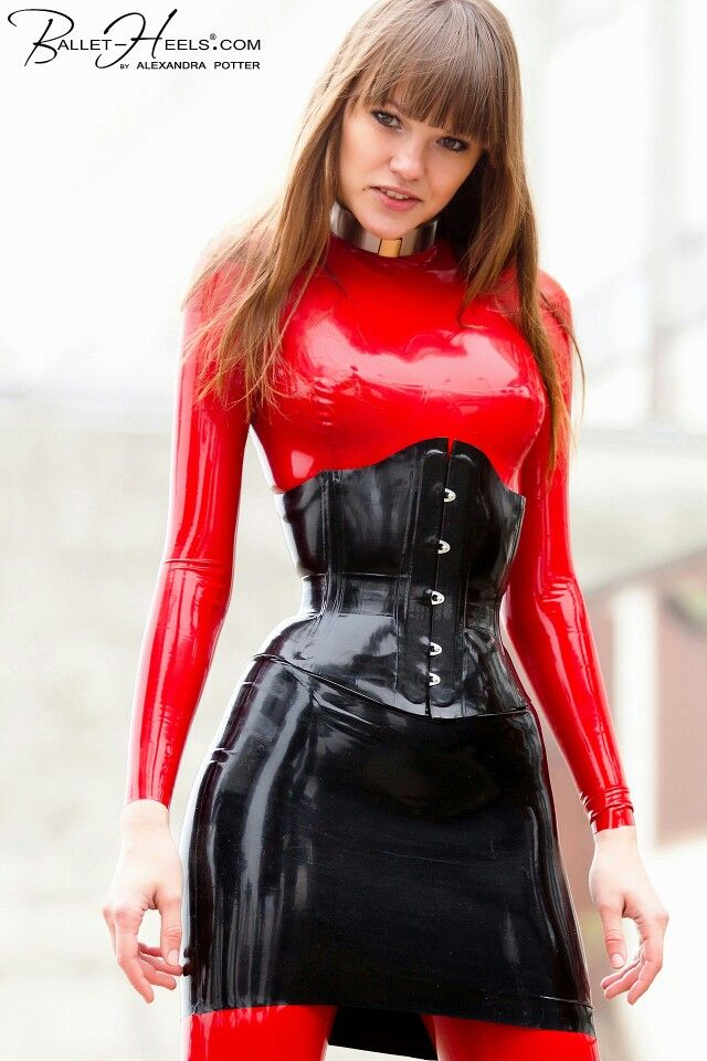 pin on latex and pvc