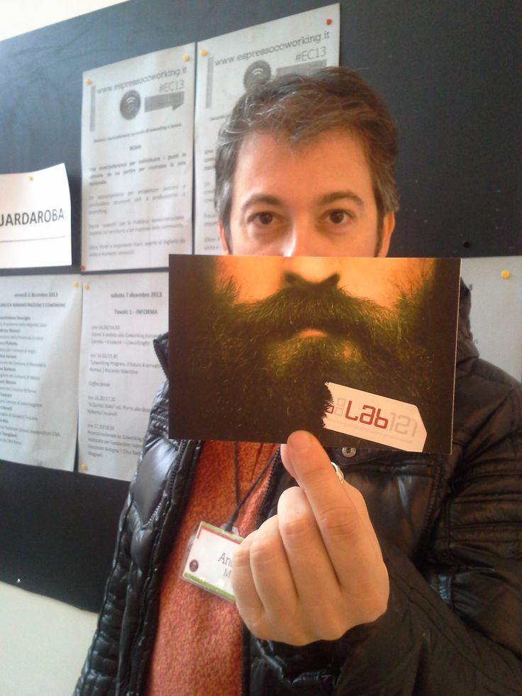 Andrea Musso, illustratore ufficiale di #EC13