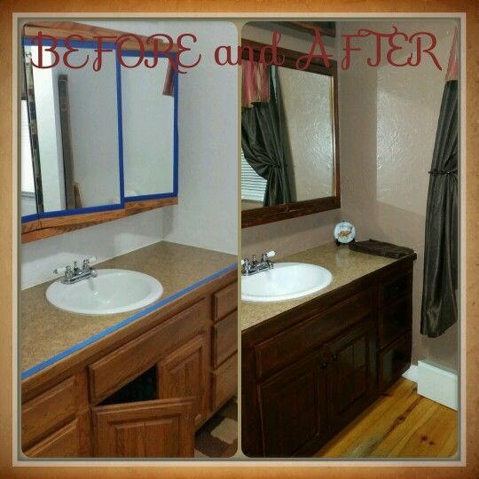 The Home Depot Installed Cabinet Refacing Wood Stained: Best 25+ Minwax Gel Stain Ideas On Pinterest
