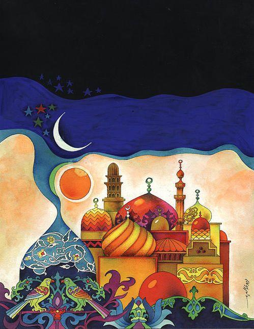 Arabian Nights مشى الطاووس يوما باختيال فقلد شكل مشيته بنوه فقال عَلامَ تختالون قالوا بدأت به و نحن مُقَلِّدوه فخالِف سيرَكَ المعوج و اعدل فإنا إن عَدَلتَ مُعَدِلوه أما تدري أبانا كل فرع يجاري بالخطى من أدبوه و ينشأ ناشئ الفتيان منا على ما كان عوده أبوه أول قواعد الإسلام الخمسة: شهادة أن لا إلهَ إلا الله ! وأن محمدا رسولٍ الله - الشهادة و لا يلدوا إلا مسلما هرارا فأنتم أخرا أمةٍ أخرجت للناس - مسلم MUSLIM MUZLIM MUZLAM مظلم ╬ ﷺ ♕¢©®°❥❤❦♪♫±البسمل