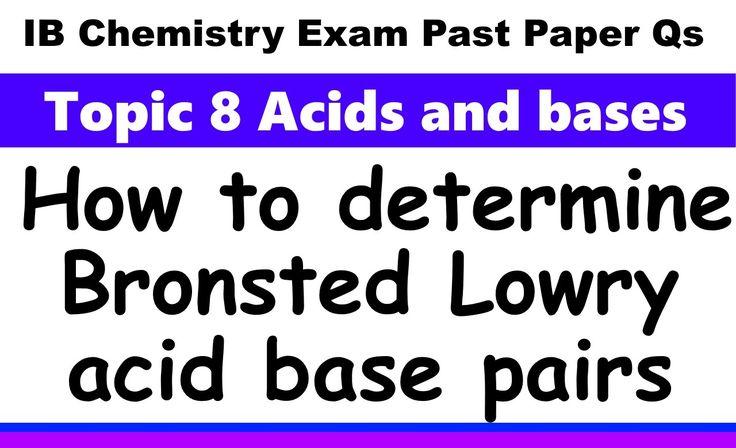 ib chemistry past papers pdf