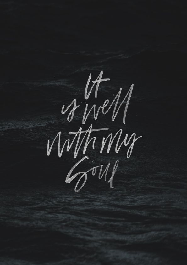 Lyric it is well with my soul lyrics hillsong : 982 best F A I T H images on Pinterest | Goddesses, Quotation and ...