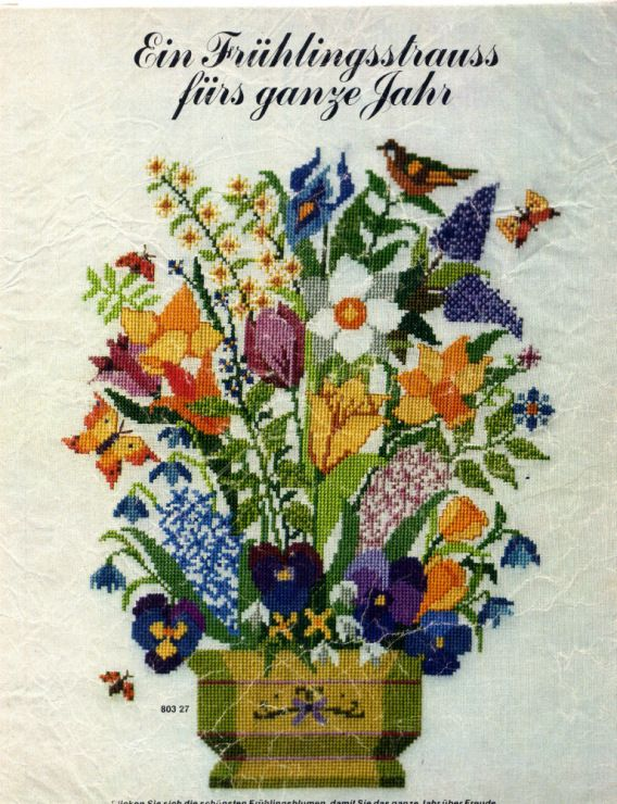 Gallery.ru / Фото #2 - Vintage Bouquet - oleastre