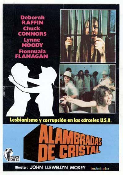 "Alambradas de cristal (1976) ""Nightmare in Badham County"" de John Llewellyn Moxey - tt0074967"